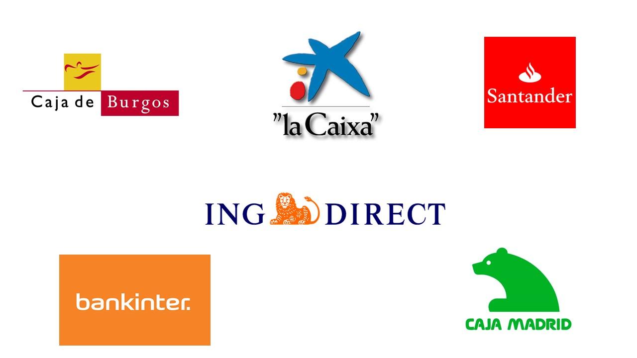 Logos Entidades Financieras